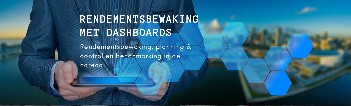 Rendementsbewaking, planning & control en benchmarking in de horeca
