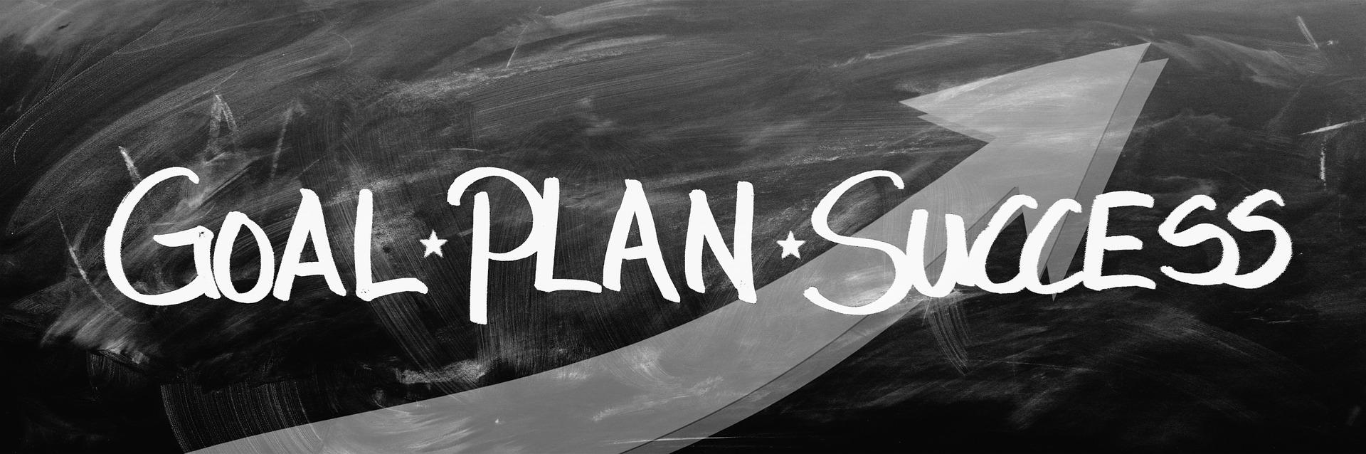 goal plan succes