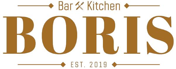 Het nieuwe logo van Boris Bar & Kitchen