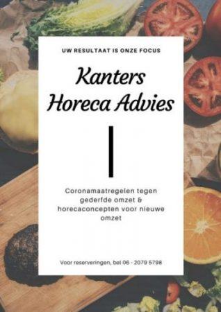 Coronamaatregelen en een nieuw horecaconcept