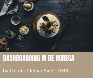 Dashboarding in de horeca